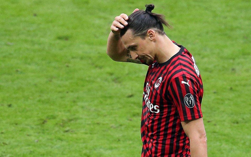 Ръководството на Милан отрече появилите се вчера информации, че трима