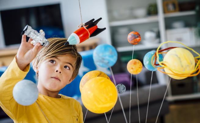 Проверете! Колко знаете за космоса?