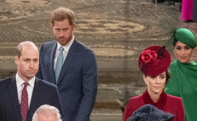 7 разлики между връзката на Кейт и Уилям и тази на Меган и Хари