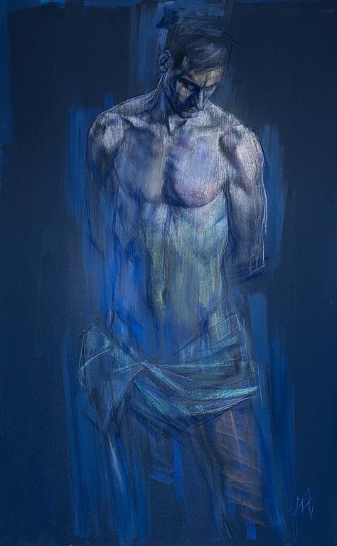 <p>Тя &ndash; Десислава Минчева &ndash; живописец, Той &ndash; Кирил Матеев &ndash; скулптор. Общото е, че и двамата са преподаватели от Академията, но до тук със съвпаденията.</p>