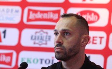 Петър Занев: Ще се опитаме да си го върнем на Ботев Пловдив