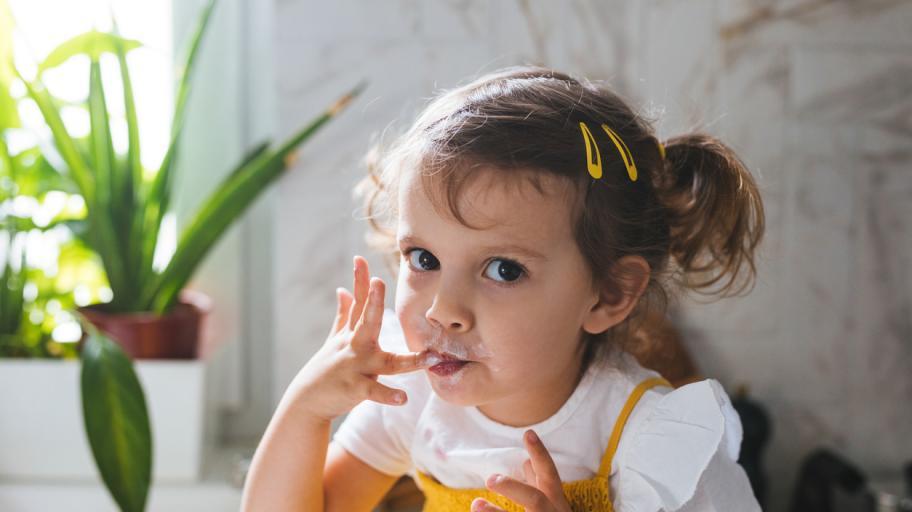 10 хранителни вещества, от които всяко дете между 2 и 4-годишна възраст се нуждае