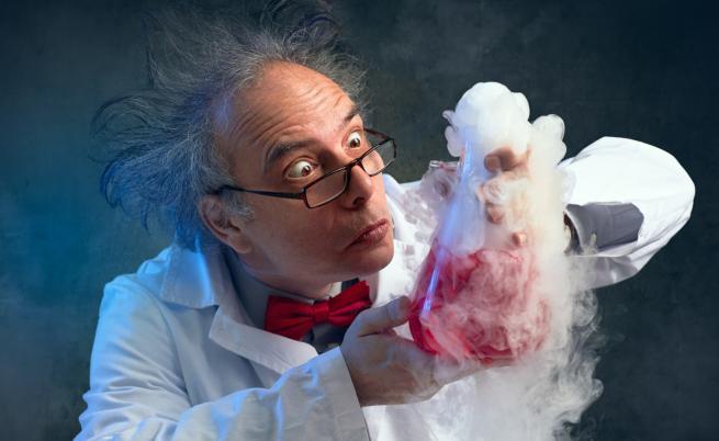Да се заразиш смъртоносно – експерименти на живо тяло