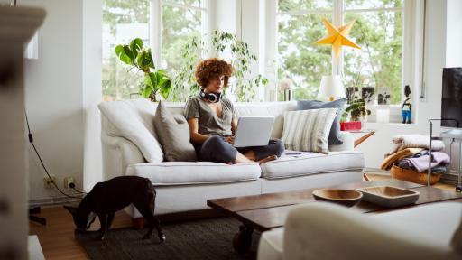 <p>Коронавирус: как да бъдем продуктивни, ако работим от вкъщи</p>