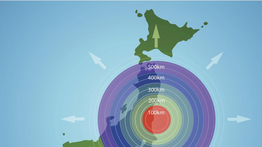 <p>Радиоактивно море: отровата иде от дълбините&nbsp;</p>