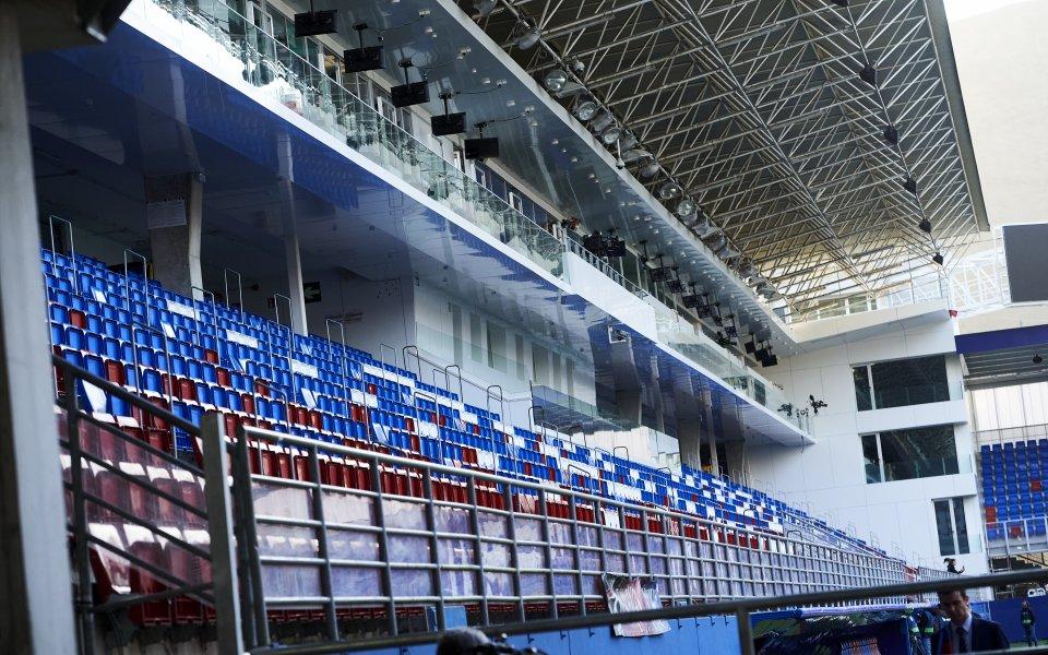 Беларуското футболно първенство е единственото в Европа, което все още