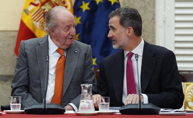 Корупционен скандал, испанският крал Фелипе се отказа от наследство