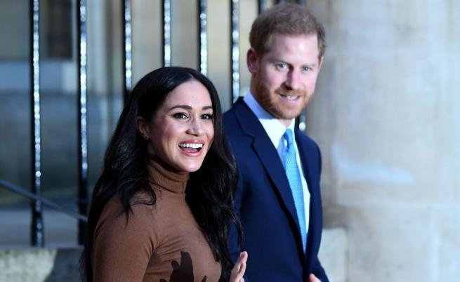 Снимат филм за отделянето на Хари и Меган от кралското семейство