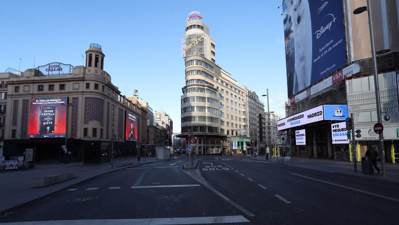 <p>Испания: Над 2 000 заразени и повече от 105 жертви на COVID-19 за ден</p>