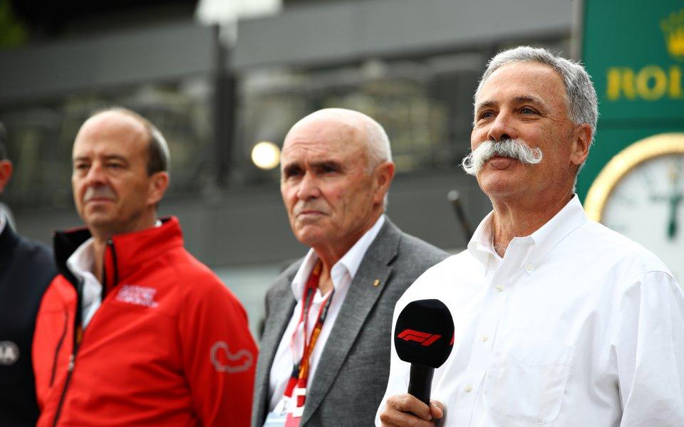 Главният изпълнителен директор на F1 Чейс Кери изпрати отворено писмо
