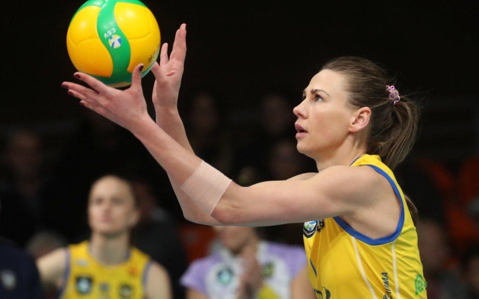 Марица издигна България до място в топ 10 на Европа