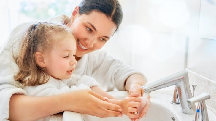 Решението е тук! Ето как да мотивирате децата да си мият ръцете