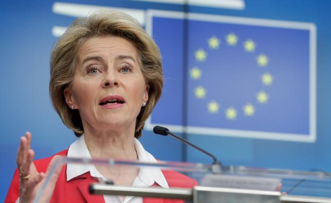 Урсула фон дер Лайен: Българското правителство прояви силна воля и не затвори църквите