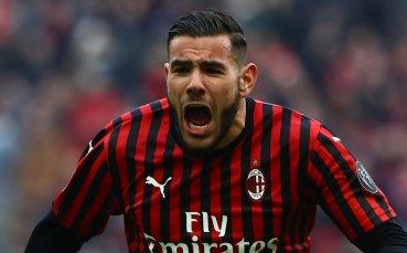 Барса си хареса играч на Милан за подсилване на левия бек