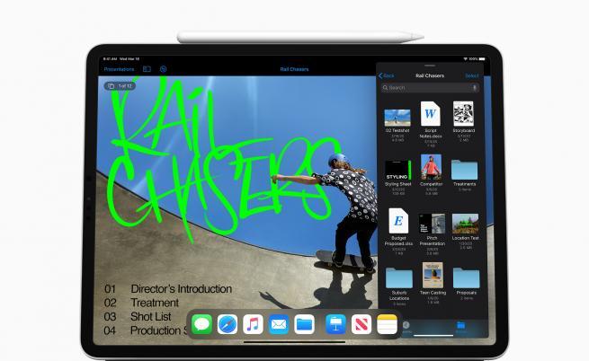 Apple представи нов iPad Pro с LiDAR скенер
