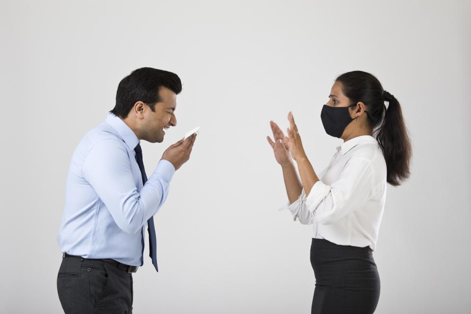 жена мъж болест вирус
