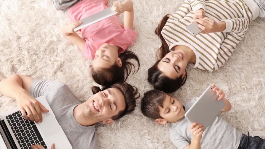 Как да се забавляваме (без да излизаме от дома)