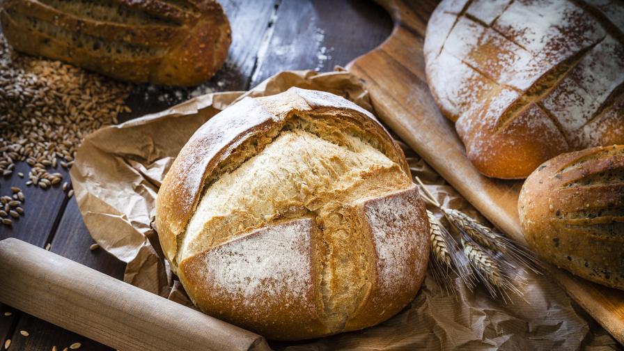 Домашен хляб - как да го приготвим бързо и вкусно