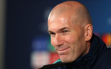 Зидан проведе видеоконференция с всички играчи на Реал Мадрид