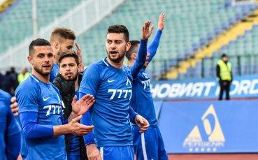 Левски задържа ключов български играч и догодина