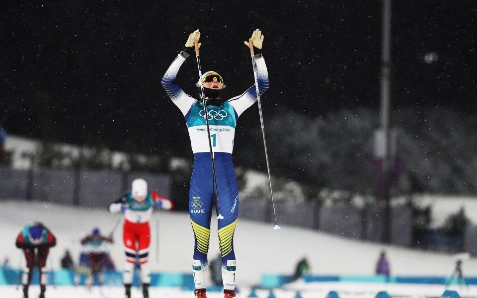 Олимпийската шампионка в ски-бягането Стина Нилсон напуска своя любим спорт