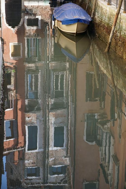<p>Водите на каналите в известния град отново станаха прозрачни, а спокойствието се нарушава само от птици и риби, които са се завърнали.</p>