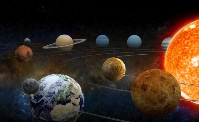 ТЕСТ: Колко знаете за Слънчевата система?