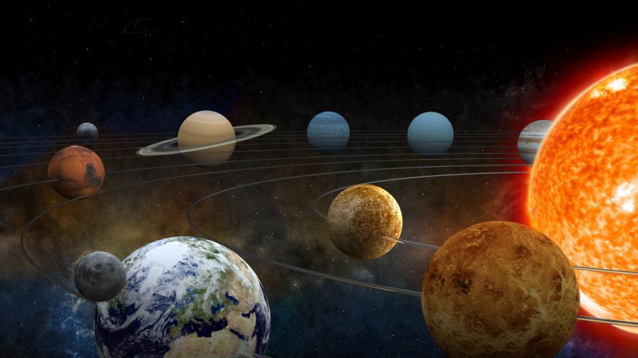 <p><strong>ТЕСТ: </strong>Колко знаете за Слънчевата система?</p>
