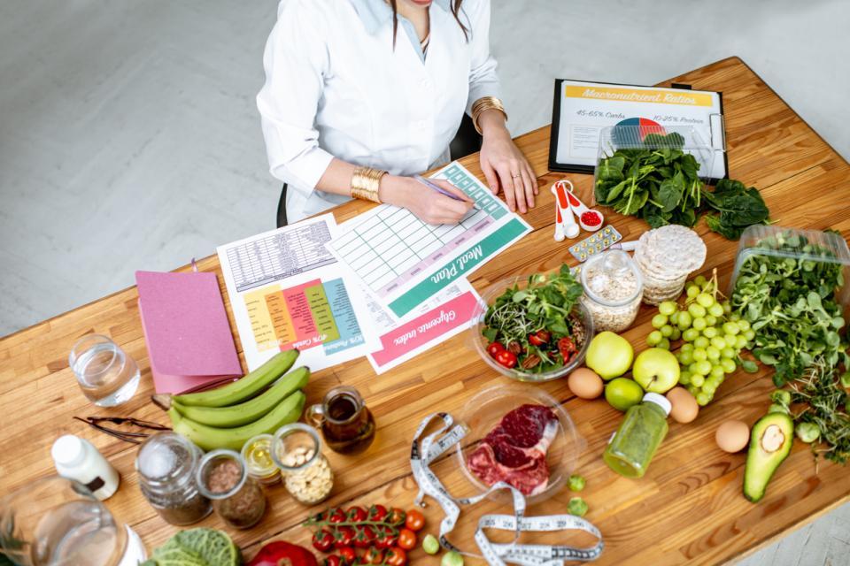 диета работа здравословно хранене храна