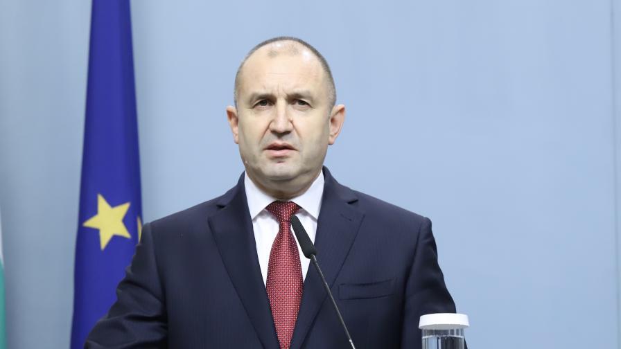 Президентът наложи вето върху промените в Закона за съдебната власт