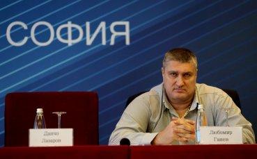 Любо Ганев отговори на ВК Хебър