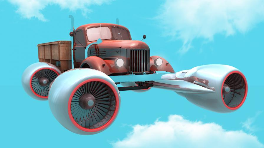 <p>Най-странните автомобилни патенти</p>