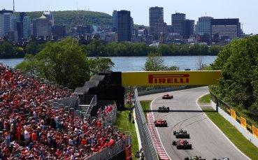 Още едно състезание във Формула 1 бе отменено