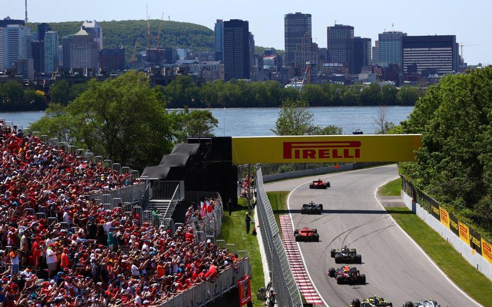 Президентът на канадската Гран при Франсоа Дюмонтие определи като напълно
