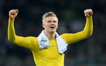 Дортмунд загуби головата си машина Халанд