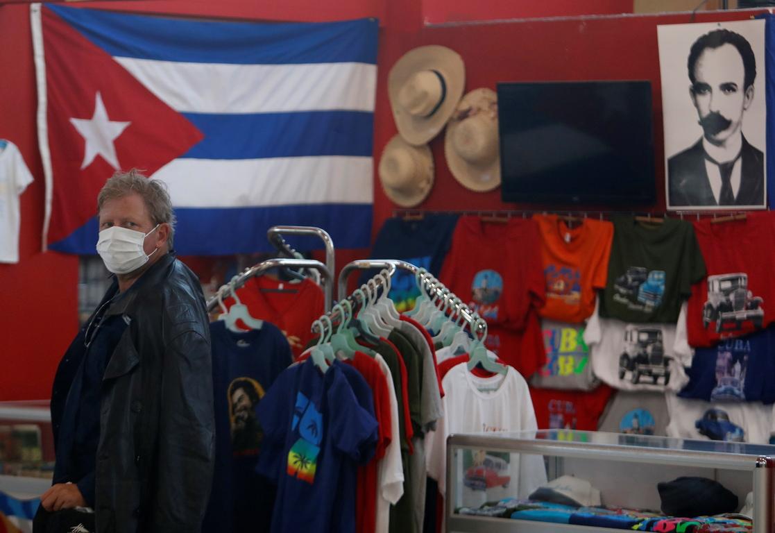 <p>Куба затваря границите си за чужди граждани заради коронавируса</p>
