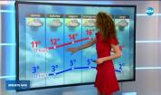 Прогноза за времето (26.03.2020 - централна емисия)