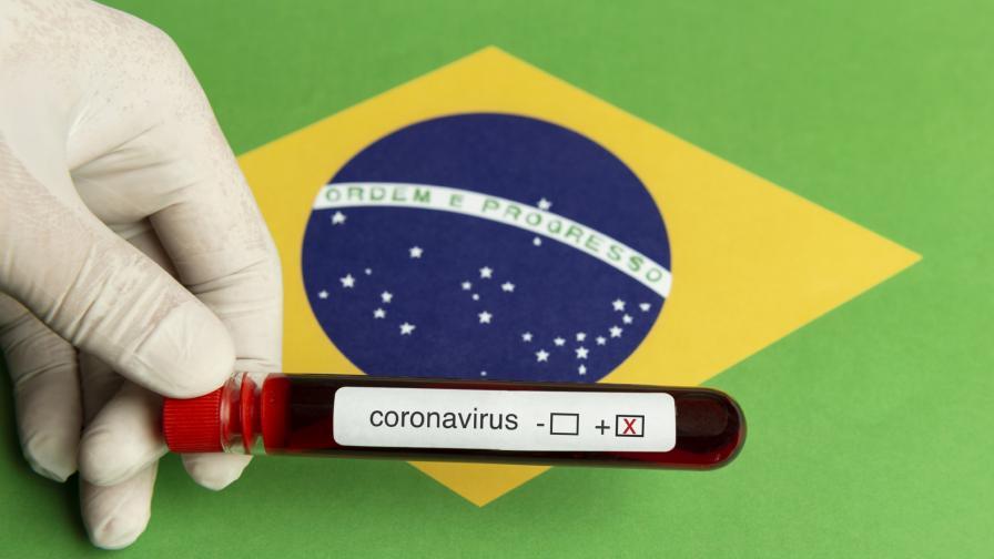 <p>Бразилия не взема мерки: COVID-19 бил медийна истерия</p>