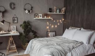 <p>Как да подредим спалнята според<strong> Фън Шуй</strong></p>