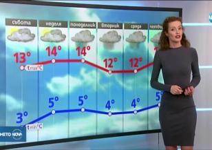 Прогноза за времето (28.03.2020 - обедна емисия)