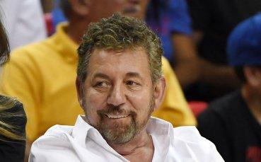 Собственикът на клуб от НБА е заразен с COVID-19