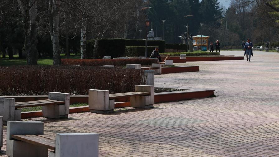 <p>Кога ще отворят парковете в София</p>