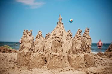 Откъде идва пясъкът на плажовете