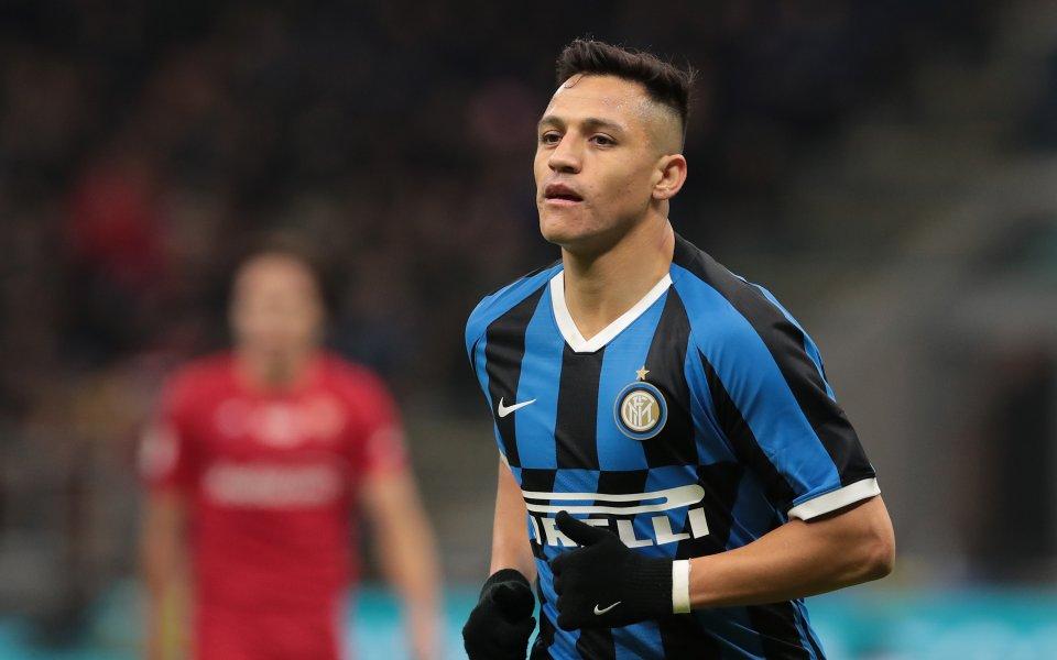 Интер няма да задържи Алексис Санчес, който играе под наем