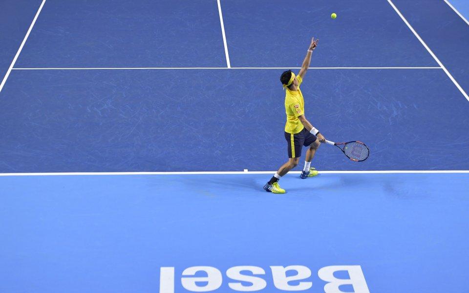 Организаторите на тенис турнира в Швейцария на закрито в родния