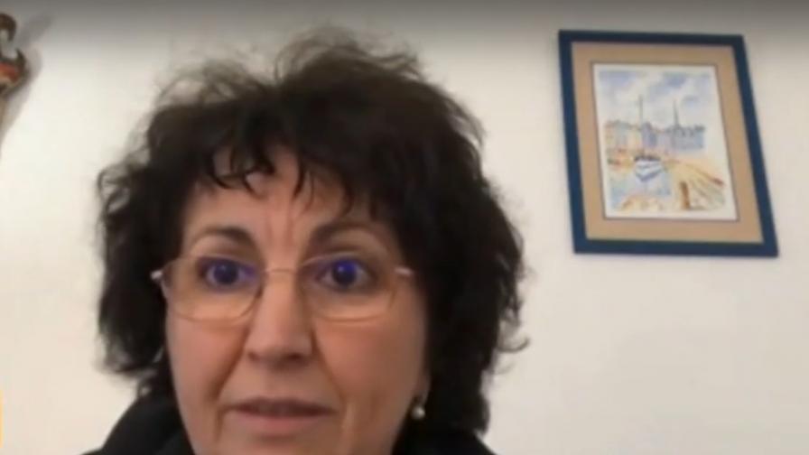 Български лекар във Франция: При нас е като на война