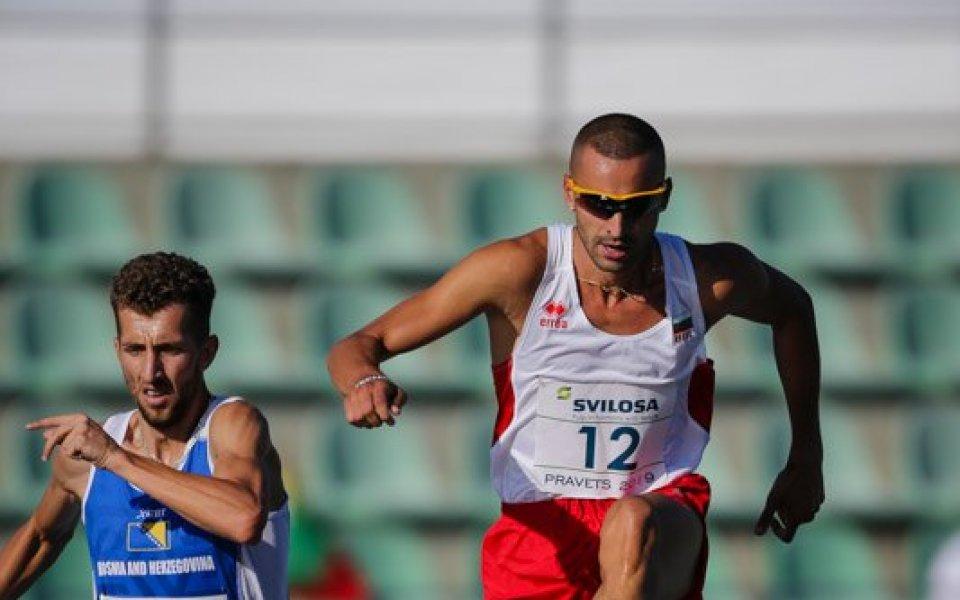 Трима лекоатлети от Мездра оглавяват българските ранглисти за 2019 г.