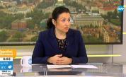 Министърът на земеделието, храните и горите Десислава Танева