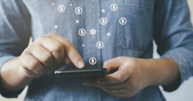 Технологии Можем ли да доверим финансите си на телефона Смартфоните