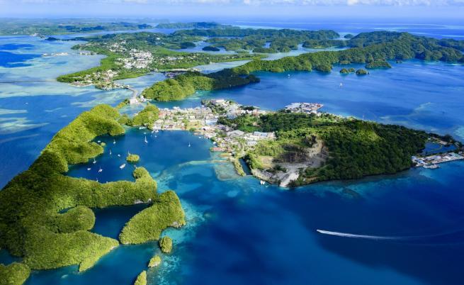 Палау: там, където няма коронавирус